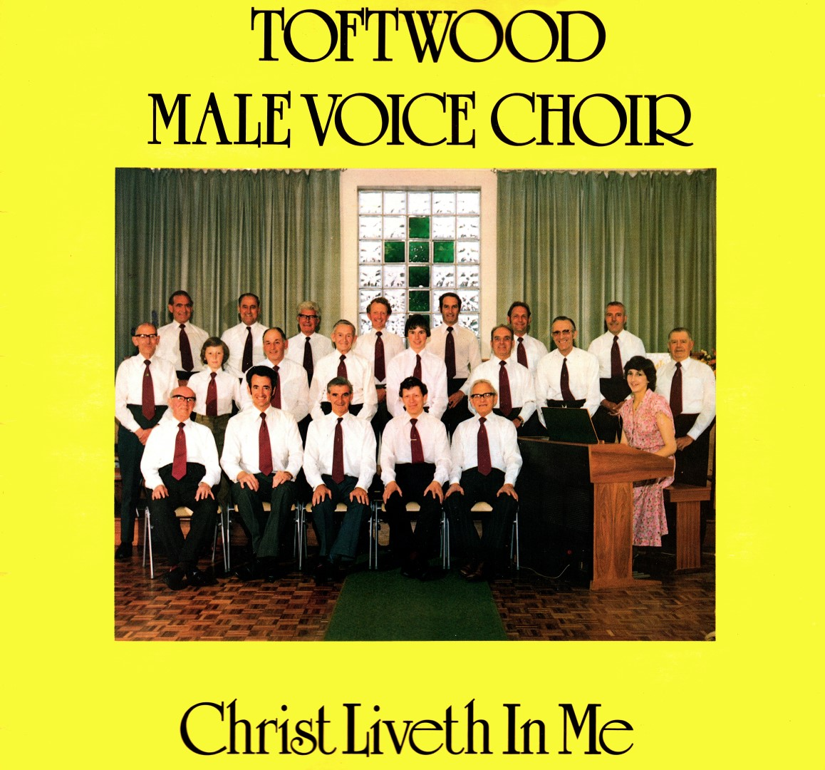 Toftwood Male Voice Choir 1980