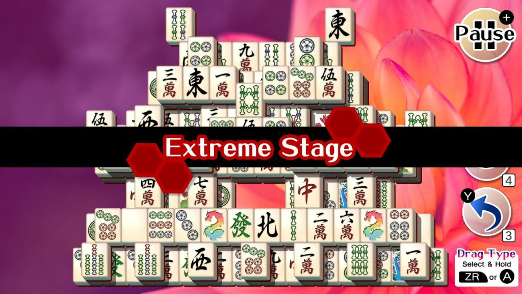 Nintendo Switch Mahjong Solitaire Refresh 03