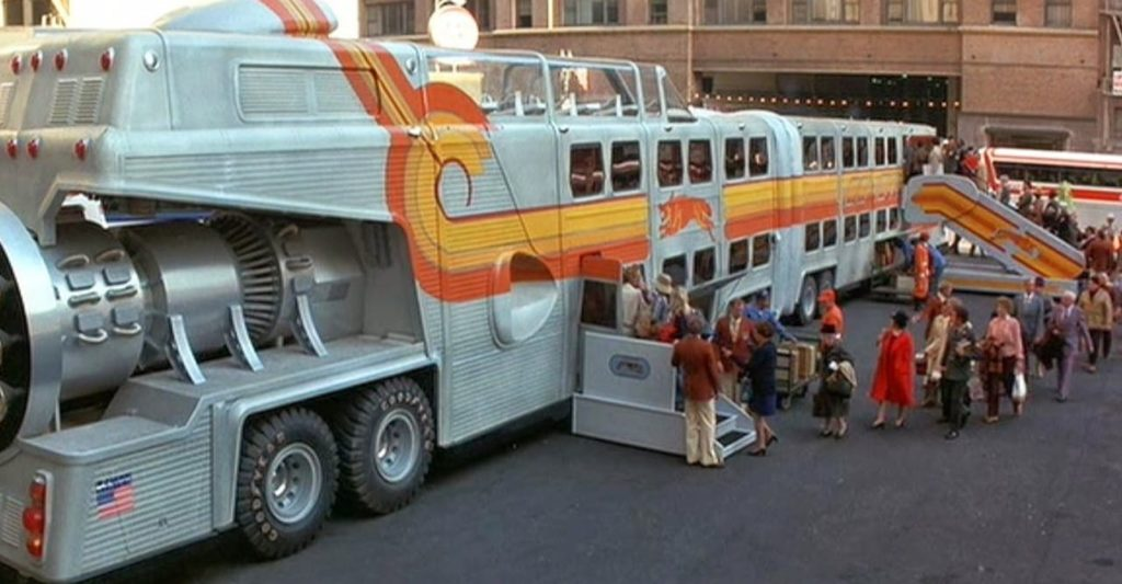 The Big Bus 1976
