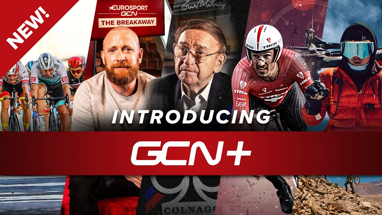 GCN Plus Advert